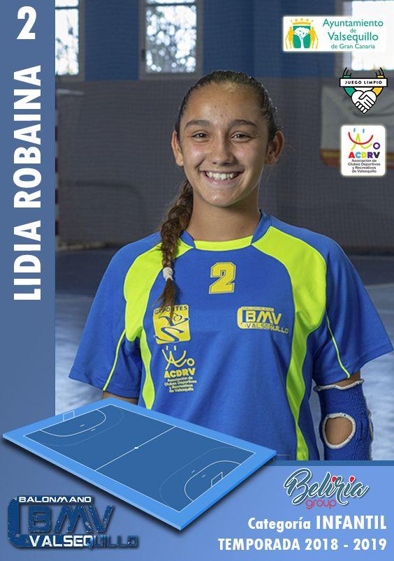 LIDIA-ROBAINA